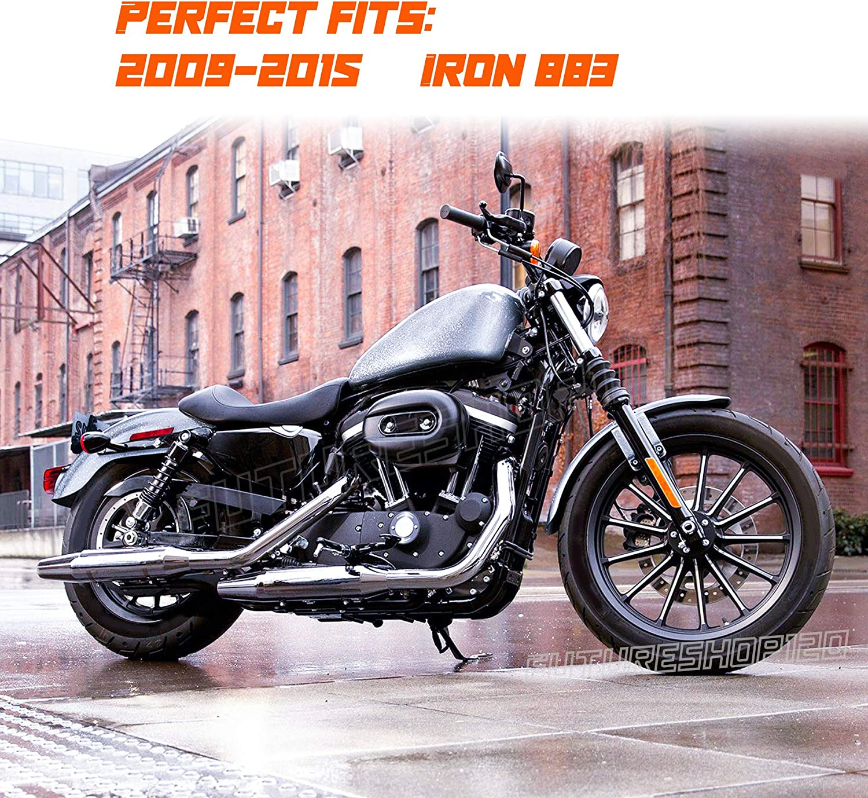 Suspension Sportster 2000-2015 Fits Harley sportster lowering kit ...