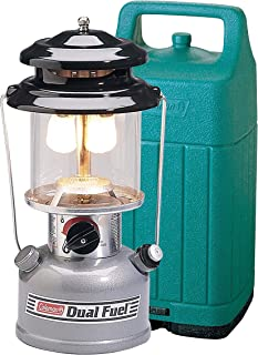 product image for Coleman Premium Dual Fuel Lantern with Hard Carry Case