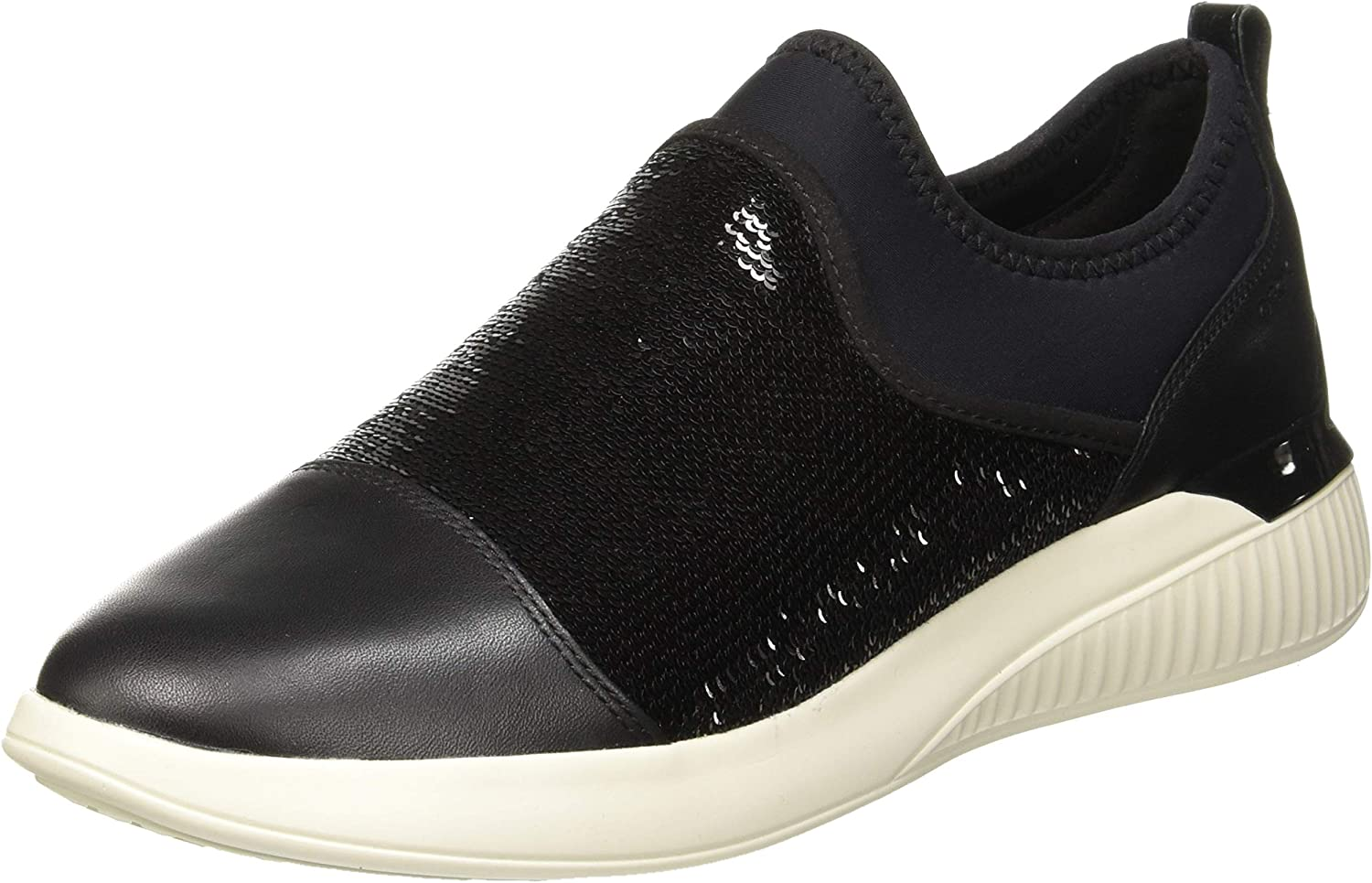 Geox D Theragon A, Zapatillas para Mujer