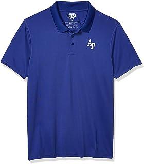 Black//Graphite Ouray Sportswear NCAA Iowa Hawkeyes Mens Avenger Polo Shirts 2X