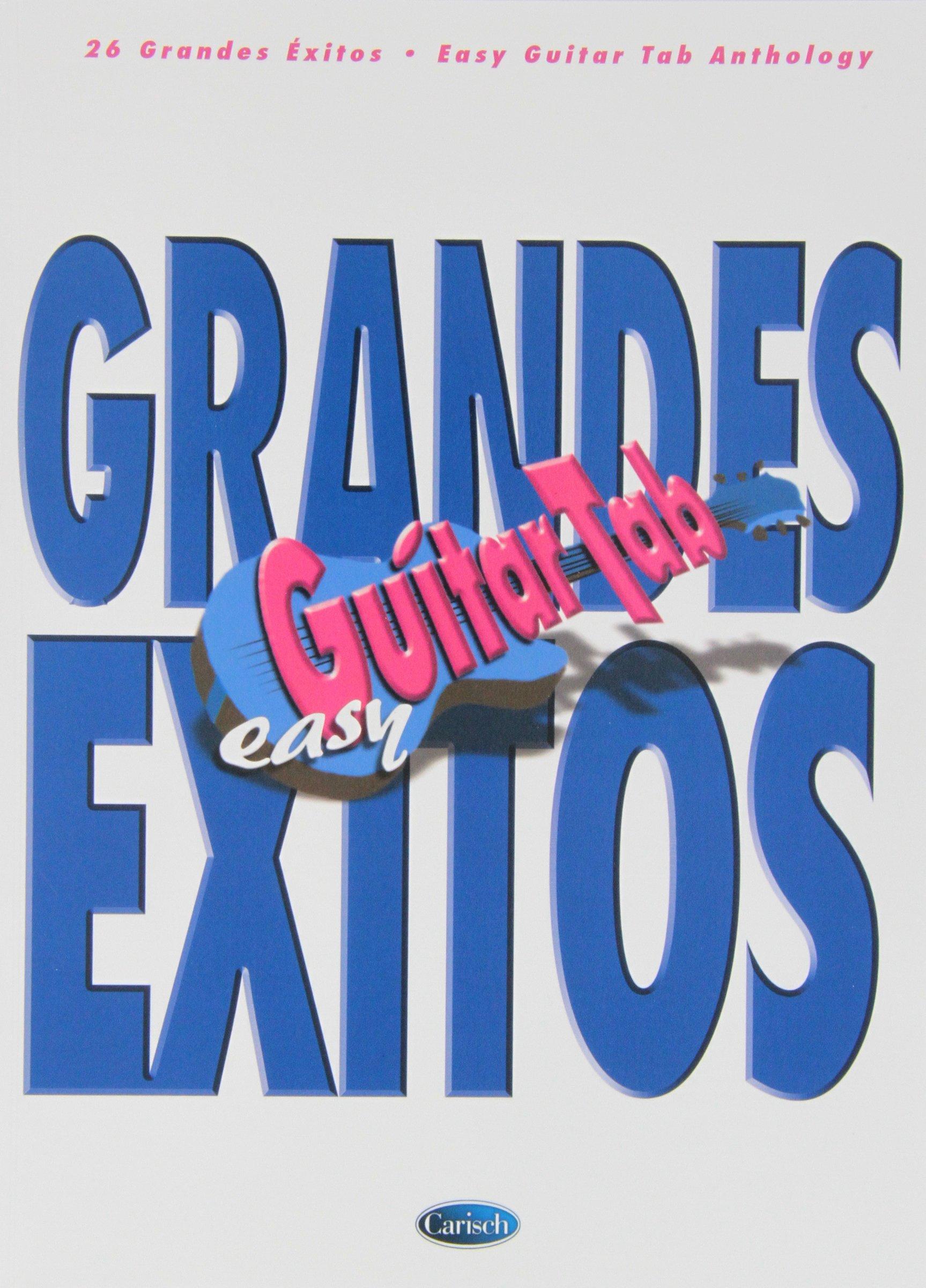 Grandes Éxitos Guitar Tab (Easy): Amazon.es: Aa.Vv., Guitar, with ...