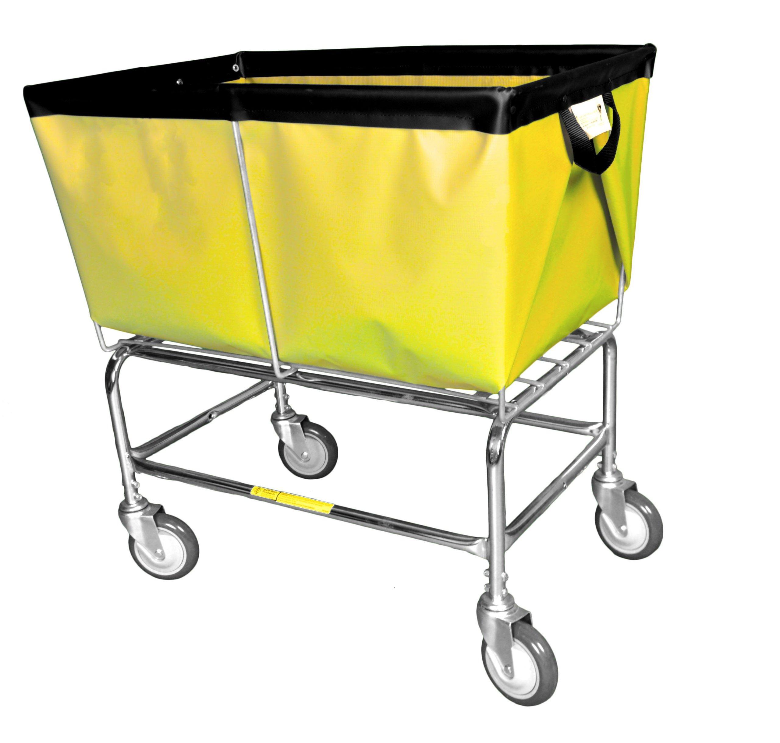 Elevated Laundry Cart 4 Bushel