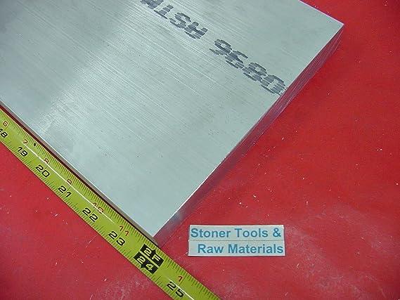 1100-H14 Aluminum Bar Stock.250 Thick x 2.00 Width x 12.00 Length 1 Pc.
