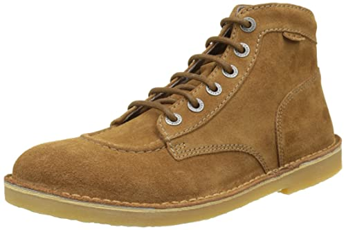 Kickers Sneaker Donna, Nero (Nero (Noir Gris Foncé)), 40 EU