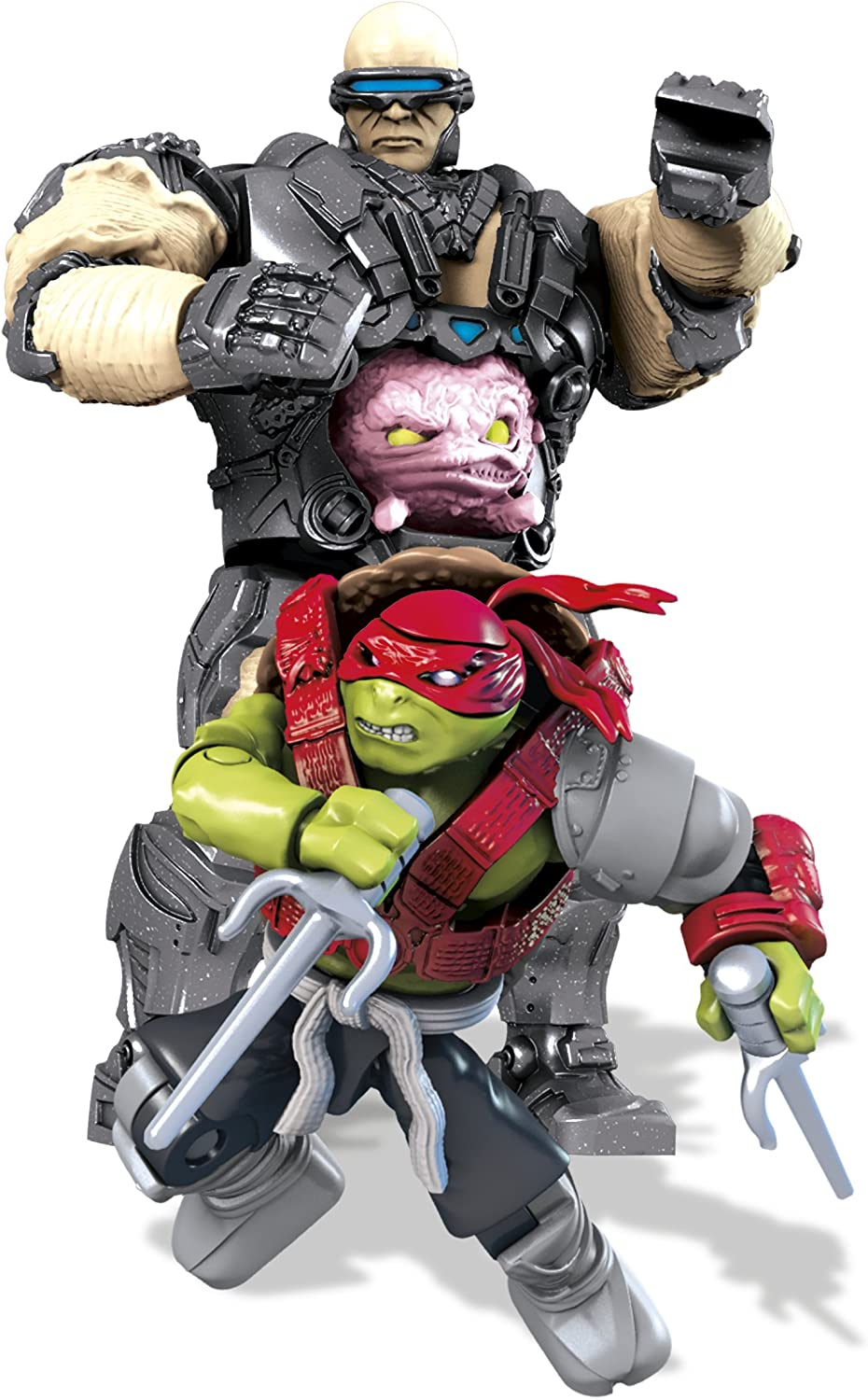 MEGA BLOKS TMNT Teenage Mutant Turtles   Series 1 KRAANG