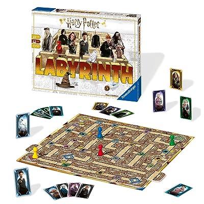 Ravensburger - Labyrinth Harry Potter (26031): Juguetes y juegos