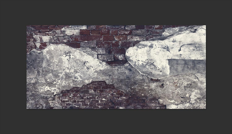 Murando - Vlies Fototapete 350x256 cm cm cm - Vlies Tapete - Moderne Wanddeko - Design Tapete - Ziegel Ziegelstein f-A-0500-a-c 97d9a5