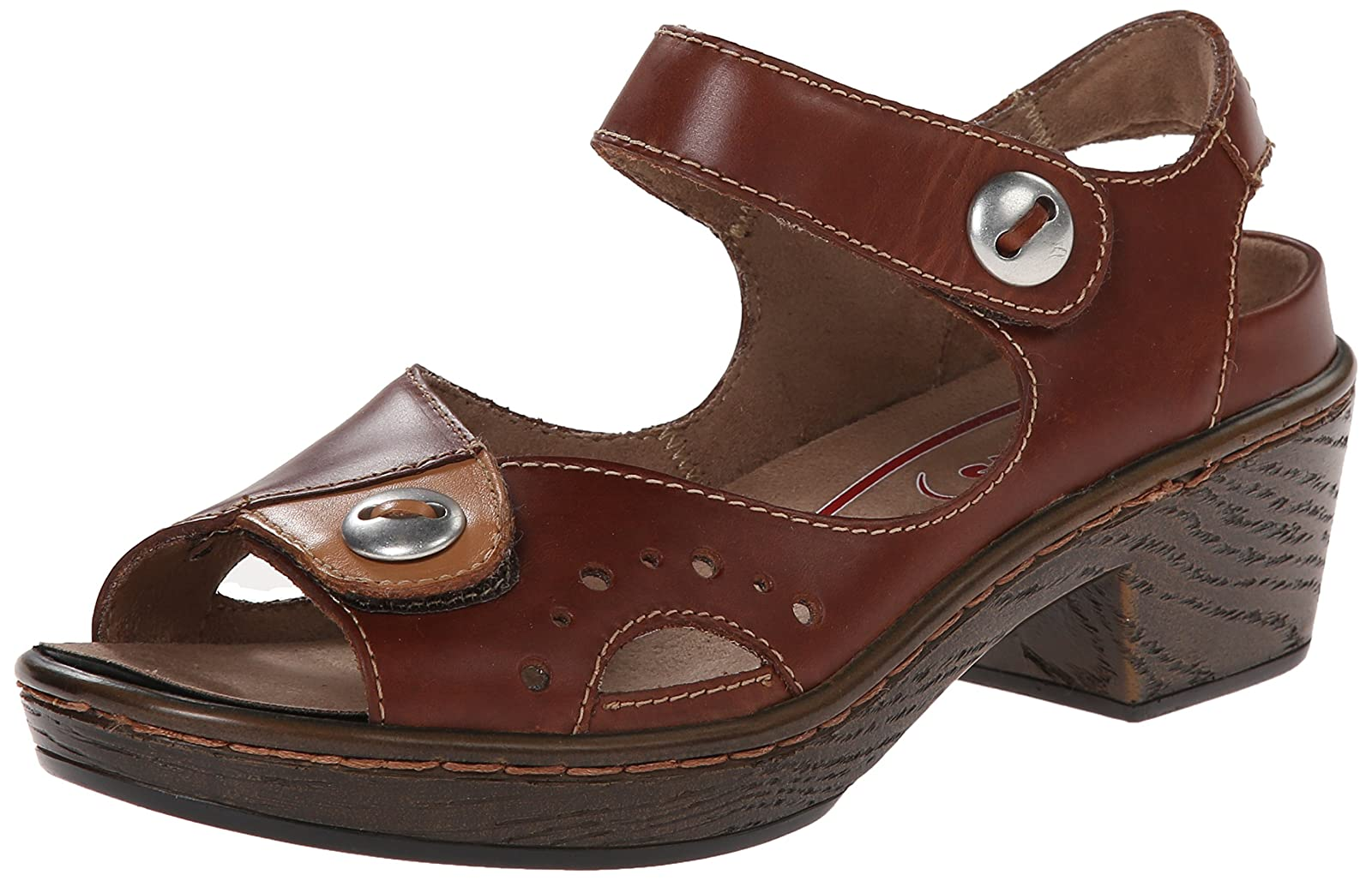 Klogs USA Women's Cruise Dress Sandal black - 1
