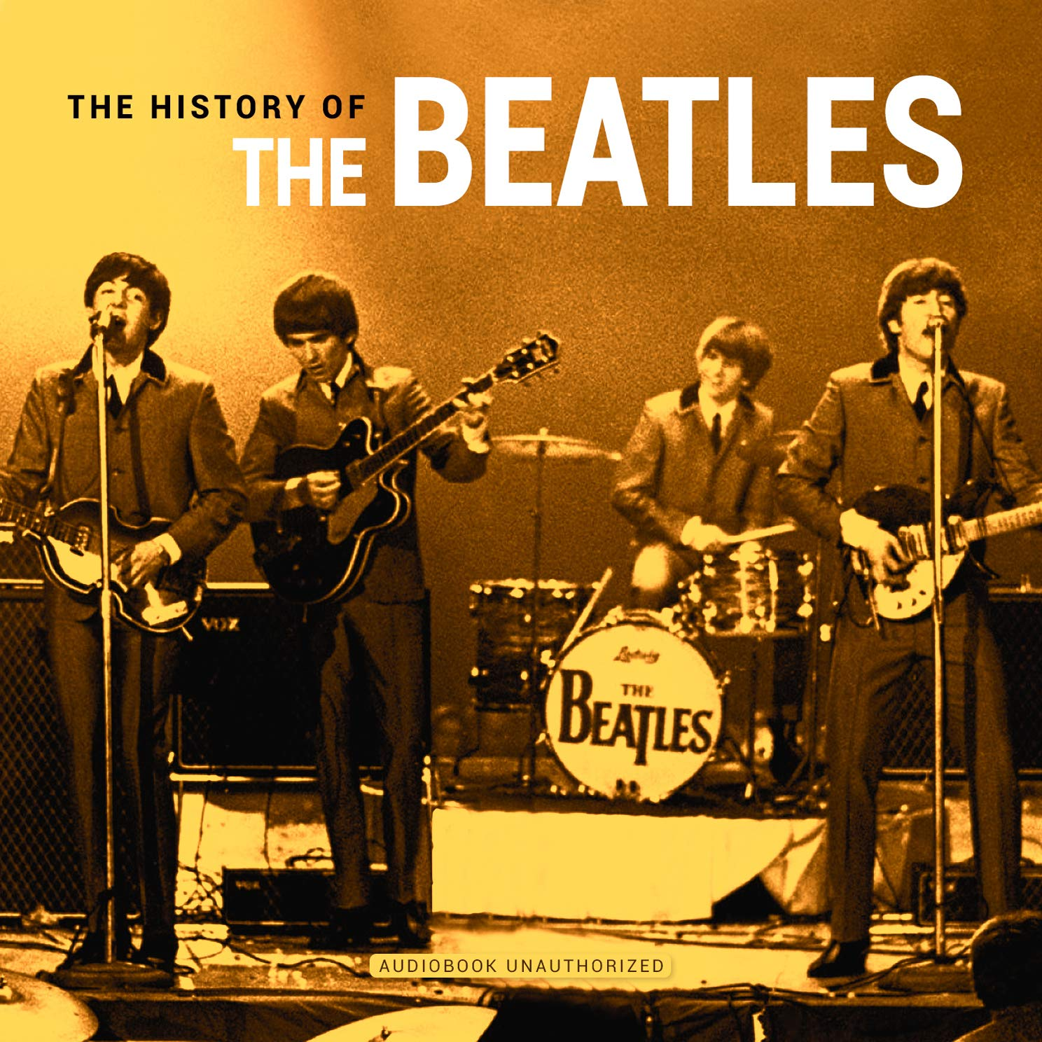 The History Of The Beatles - Audiobook: The Beatles: Amazon.es: Música