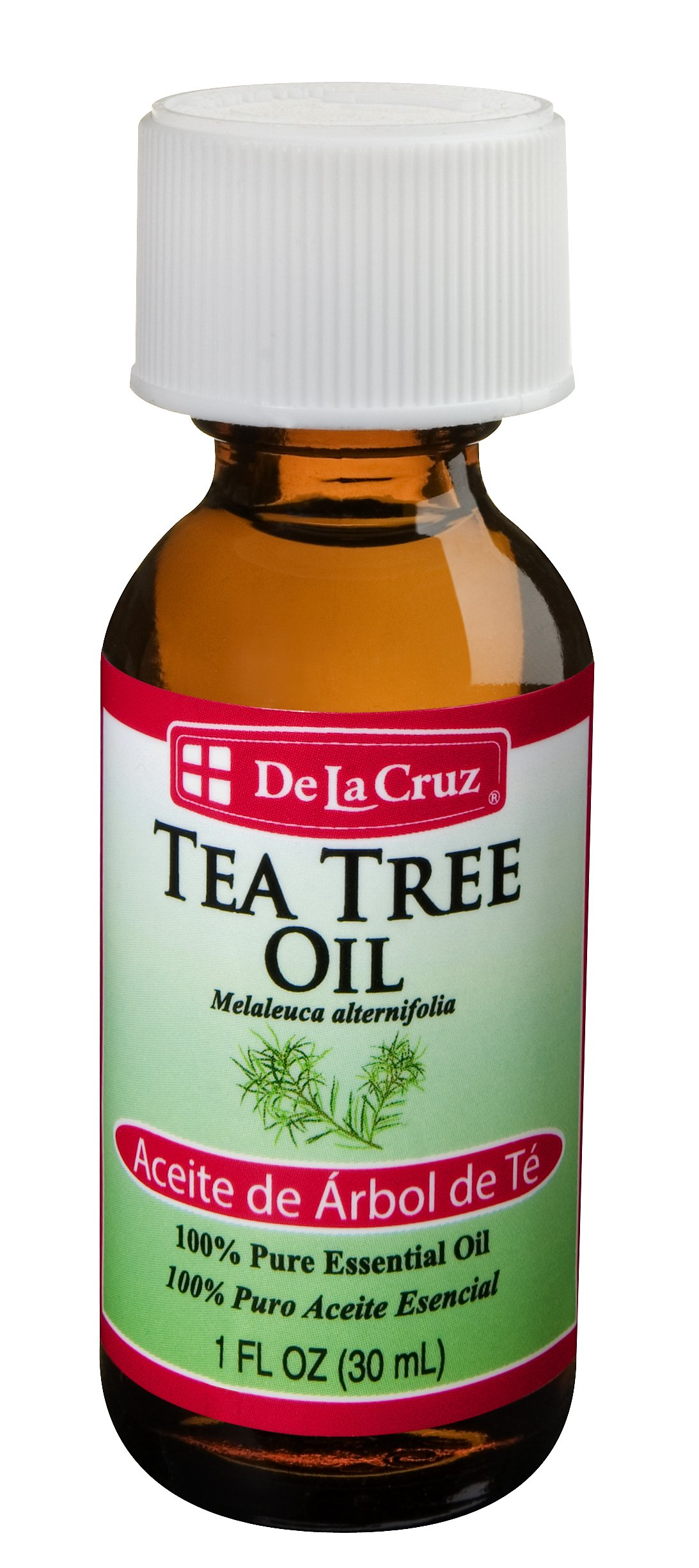 De La Cruz Tea Tree Oil, 1 Ounce