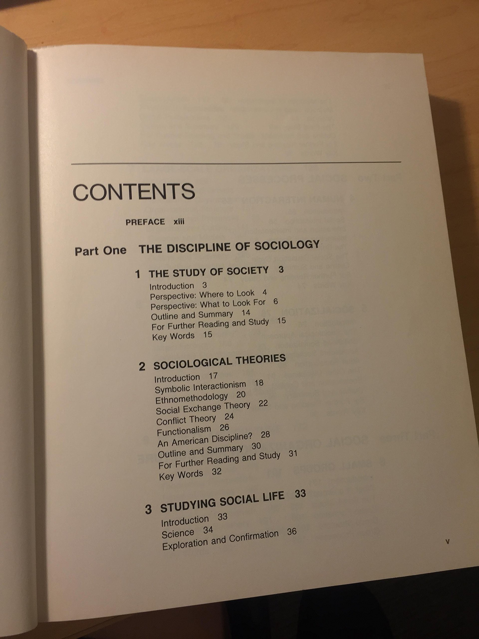 Sociology The Study Of Society Robert A Stebbins 9780060464943