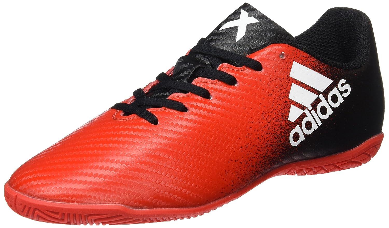 Adidas X 16.4 In J, Botas de fútbol para Niños