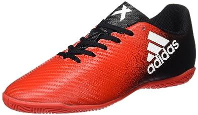 adidas X 16.4 IN J, Botas De Fútbol Niños: Amazon.es: Deportes y aire libre