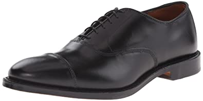 "Allen Edmonds  PARK AVENUE"" Oxfords 10 D Black  (415)"