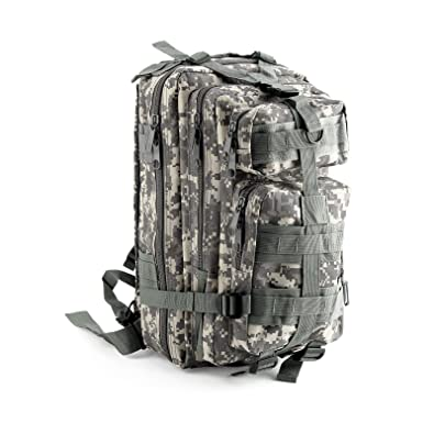 9d19a034d2db AllRight 30L Military Tactical Backpack Camouflage Rucksacks For Men ACU  Digital