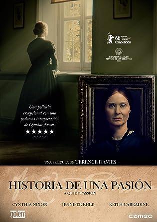 Historia de una pasión [DVD]: Amazon.es: Cynthia Nixon, Jennifer ...