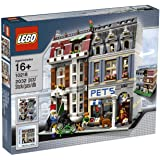 LEGO 10218 Creator Expert Pet shop
