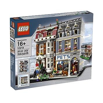 Amazon.com: LEGO 10218 Creator Pet Shop: Lego Creator: Toys & Games