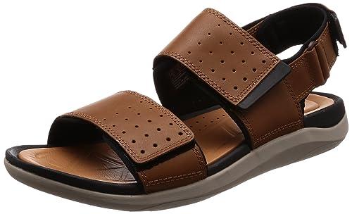 227c5dbeb21c Clarks Men s Garratt Active Sandals  Buy Online at Low Prices in ...