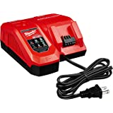 Battery Charger, 12.0/18.0, 120VAC, LI-Ion