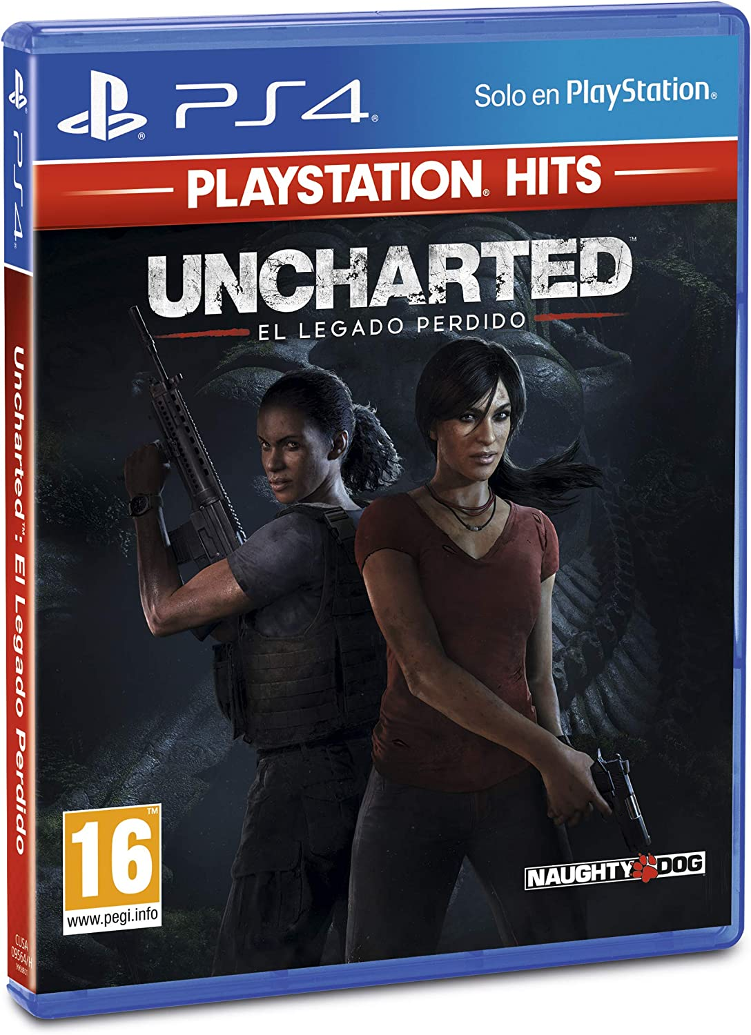 Uncharted The Lost Legacy Hits