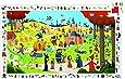 Djeco - 24601 - Puzzle Observation - Les Contes - 54 Pièces
