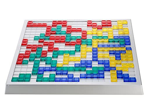 Amazon Mattel Blokus Deluxe Amazon Exclusive Toys Games