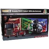 Italeri - I3875 - Maquette - Scania R620 50 ans - Echelle 1/24