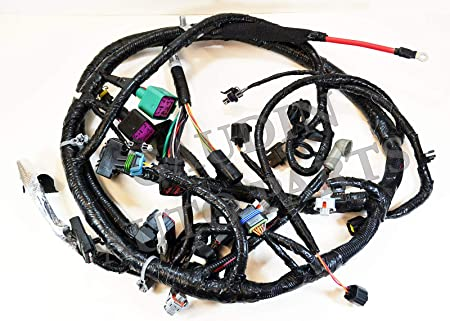 Genuine Ford Wire Assembly 5C3Z12B637BA