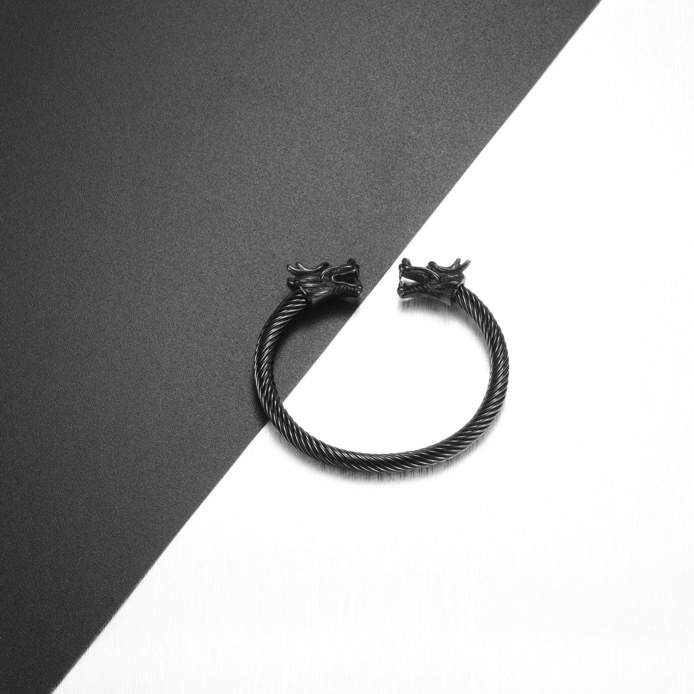 f11f1847a03 OSTAN Men's Double Head Dragon - TiendaMIA.com
