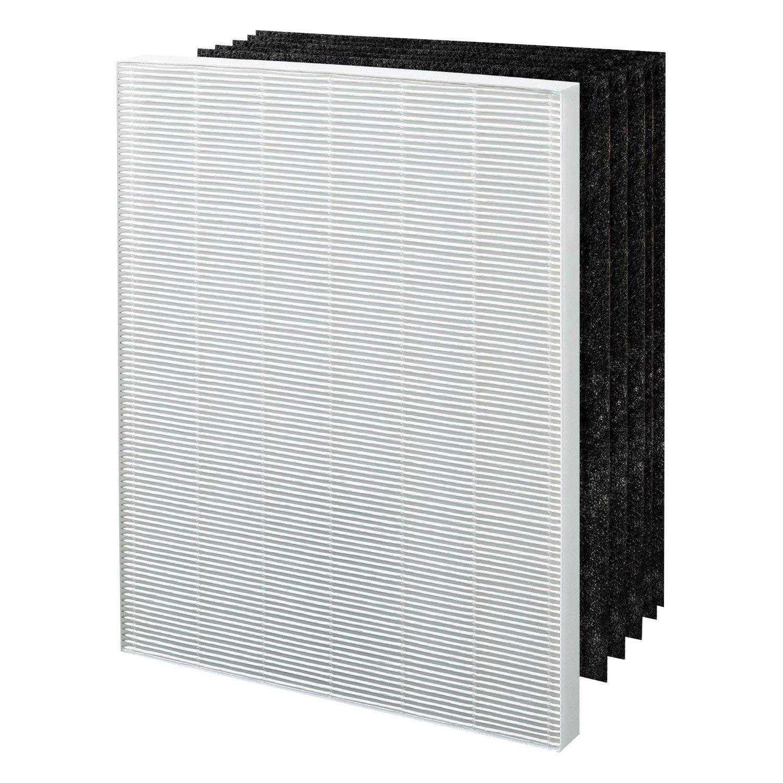 1 par de guantes libres compatible con WAC5300 WAC6300 5500 purificador de aire 5 filtros de carbono GL Gear Winix 115115 5300 5000b 5000 Filtro de repuesto para Hepa WAC5500