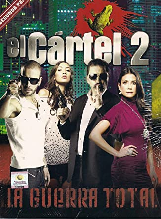 Amazon.com: El Cartel Segunda Temporada Parte 2 (El Cartel 2 ...