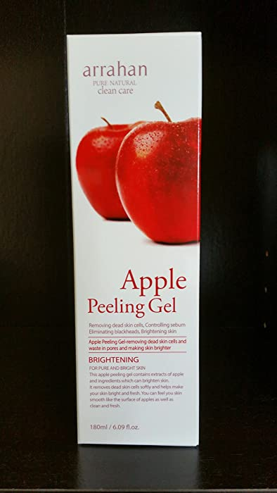 Top 7 Arrahan Apple Peeling Gel