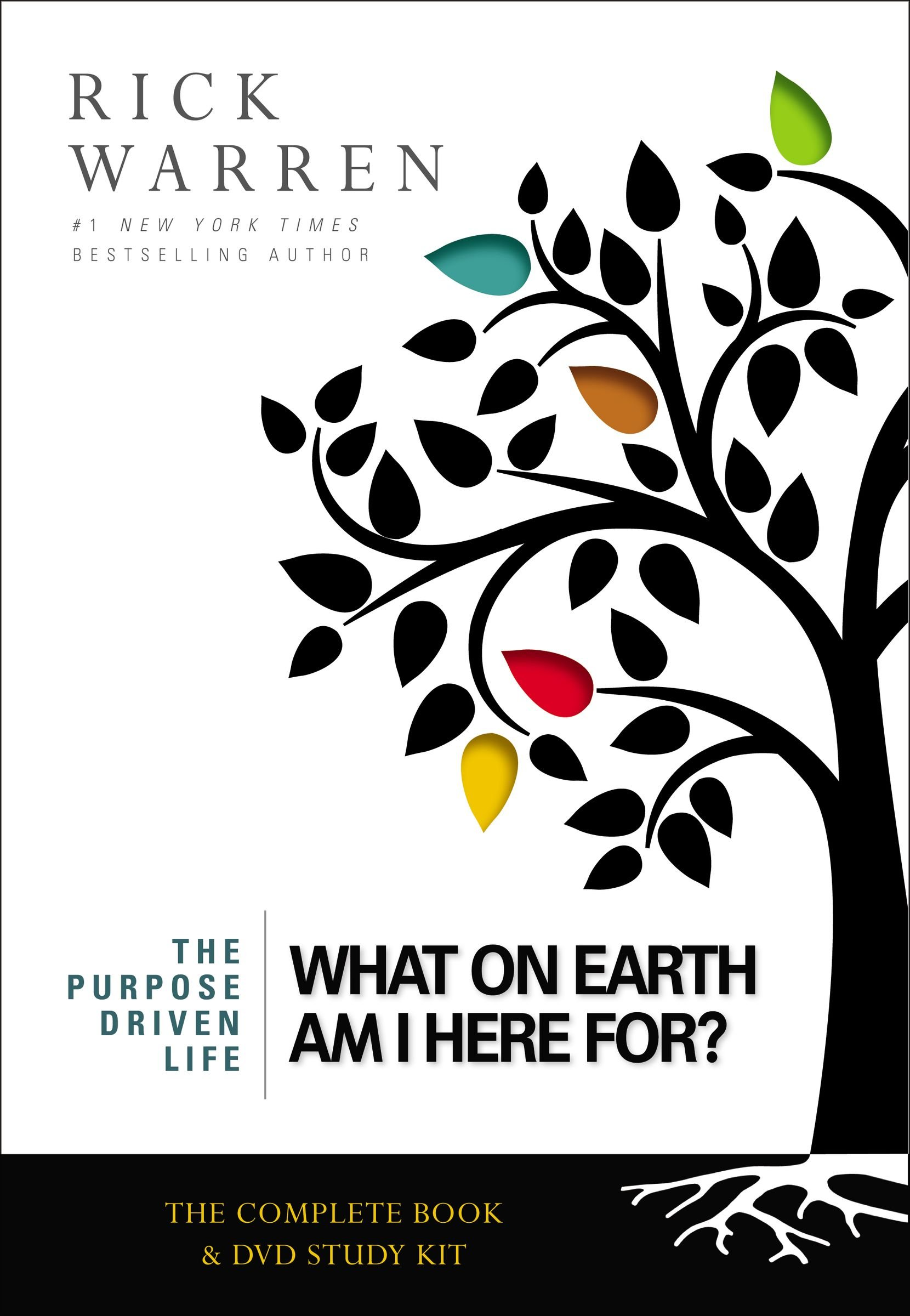 Read Online What On Earth Am I Here For? Curriculum Kit (Book + DVD) (The Purpose Driven Life) ebook