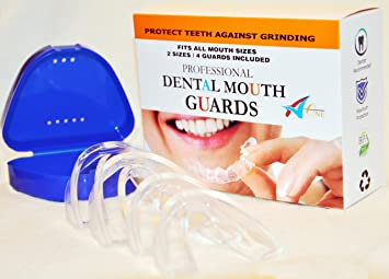 Mouth Guard Teeth Grinding Bruxism Night Guard Dental Mouthguard AU for Teeth Cl