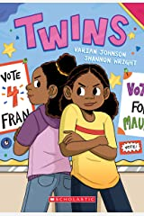 Twins: A Graphic Novel Kindle Edition