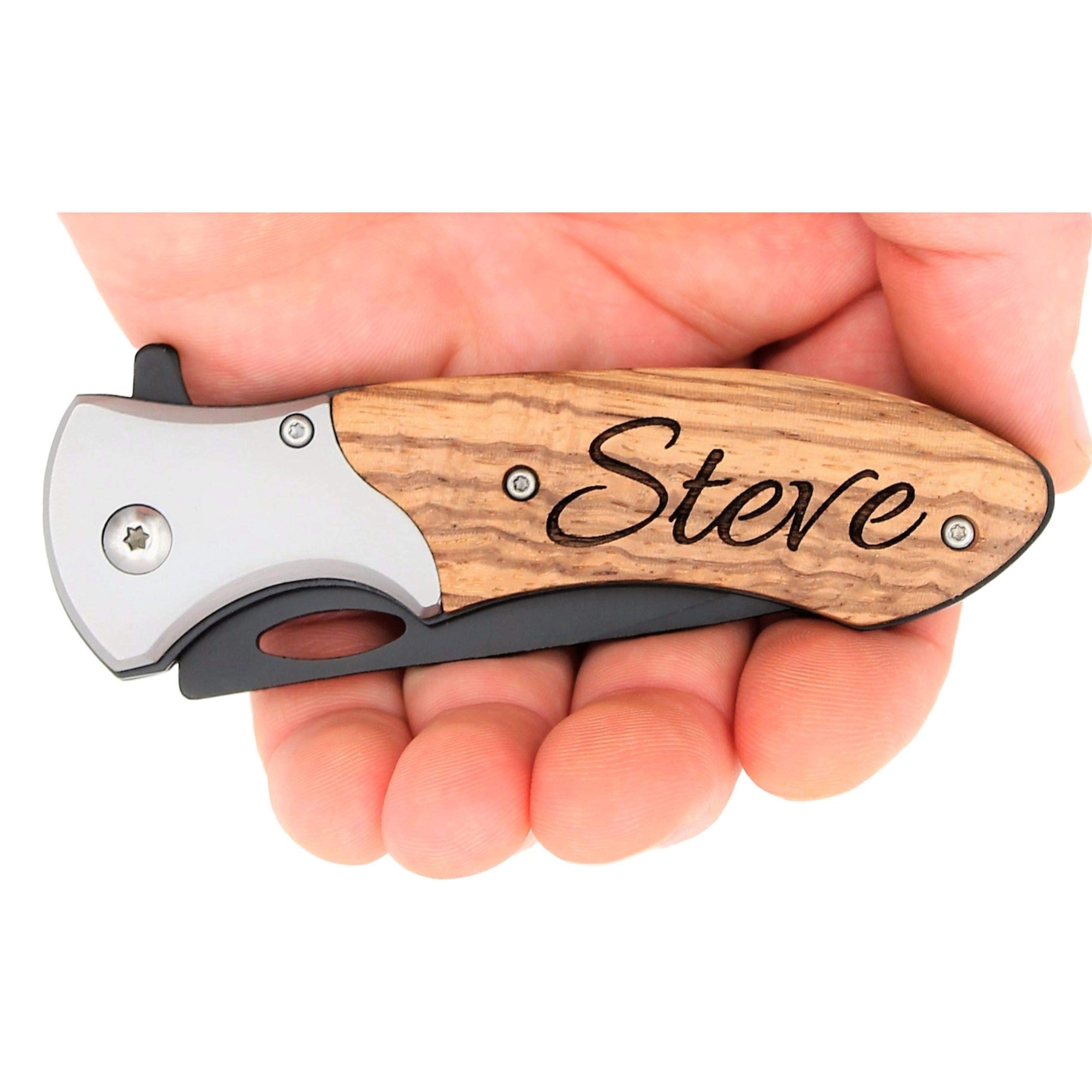 Tac Force TF876 Personalized Laser Engraved Tactical Pocket Knife