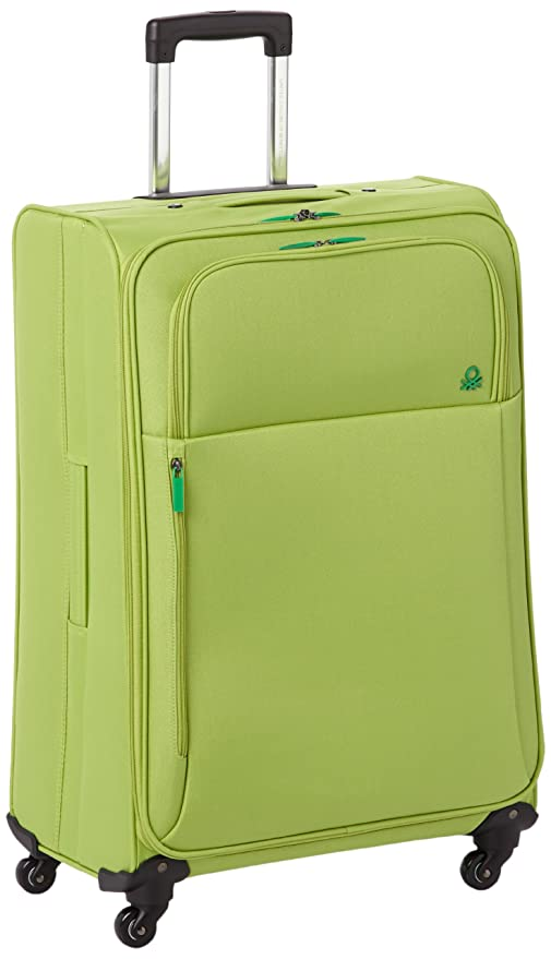 Benetton Maleta, Vert (001) (Verde) - 73312_001: Amazon.es ...
