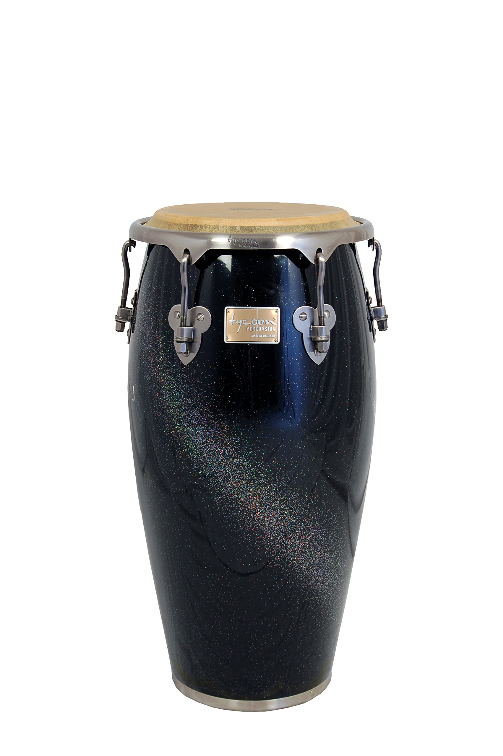 Tycoon Percussion 11 Inch Master Diamond Series Quinto With Single Stand