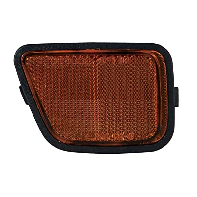 OE Replacement Side Reflector HONDA CRV 1997-2001 (Partslink HO2557101): Automotive