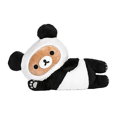Rilakkuma San-X Rilakkuma Panda Laydown Plush: Toys & Games