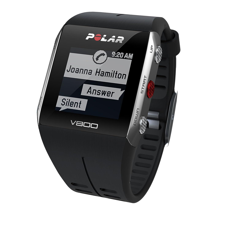 Polar V800 - Reloj deportivo con GPS y sensor de frecuencia ...