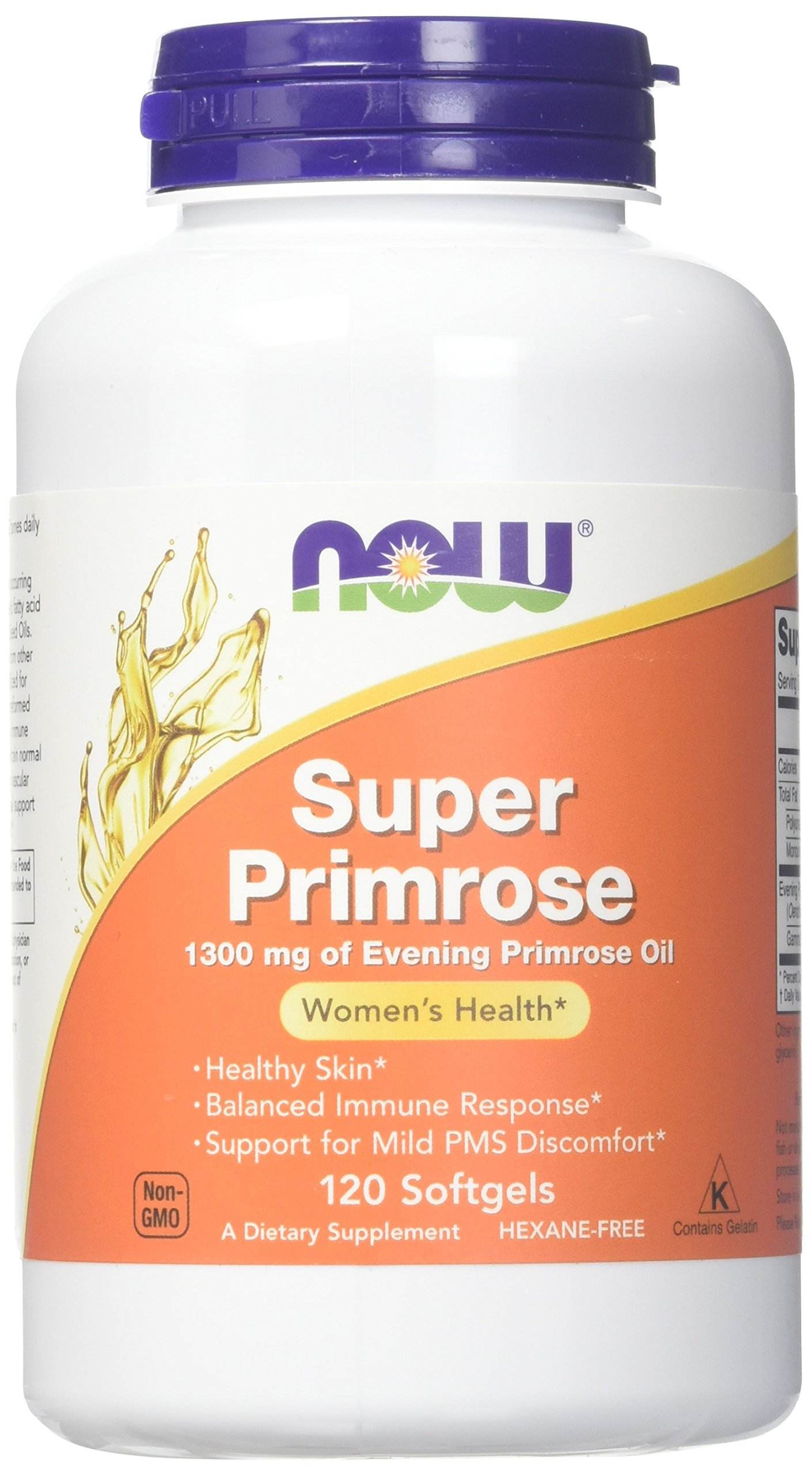 Now Foods, Super Primrose 1300 mg 240