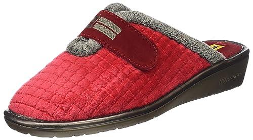 NORDIKAS Top Line, Zapatillas de Estar por casa con talón Abierto para Mujer: Amazon.es: Zapatos y complementos