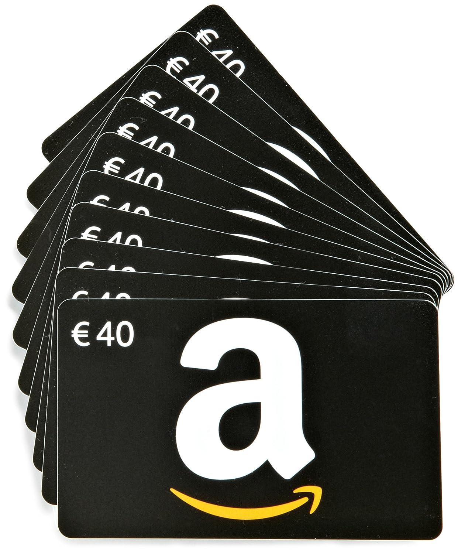 Lote de 10 Tarjetas Regalo de Amazon.es - Envío 1 día gratis tarjeta regalo