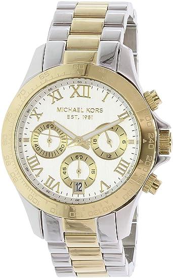 Relojes Mujer MICHAEL KORS MKORS JET SET SPORT MK5455: Michael Kors: Amazon.es: Relojes