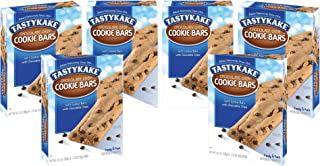 product image for Tastykake Chocolate Chip Cookie Bars, 6 Boxes