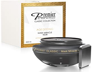 Premier Milagro Noir Máscara Del Mar Muerto 2 04 Fluid Ounce Beauty
