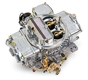 Holley 0-80508S Model 4160 750 CFM Square Bore Vacuum Secondary Electric Choke Replacement Carburetor