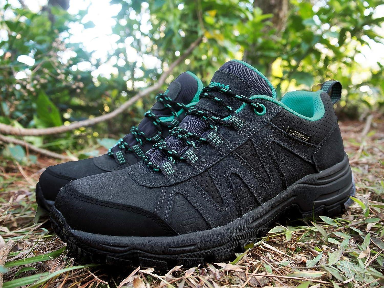 Riemot Damen Trekking-& Trekking-& Trekking-& Wanderschuhe Wasserdicht Wanderhalbschuhe Outdoor Trailrunning Schuhe a8af62